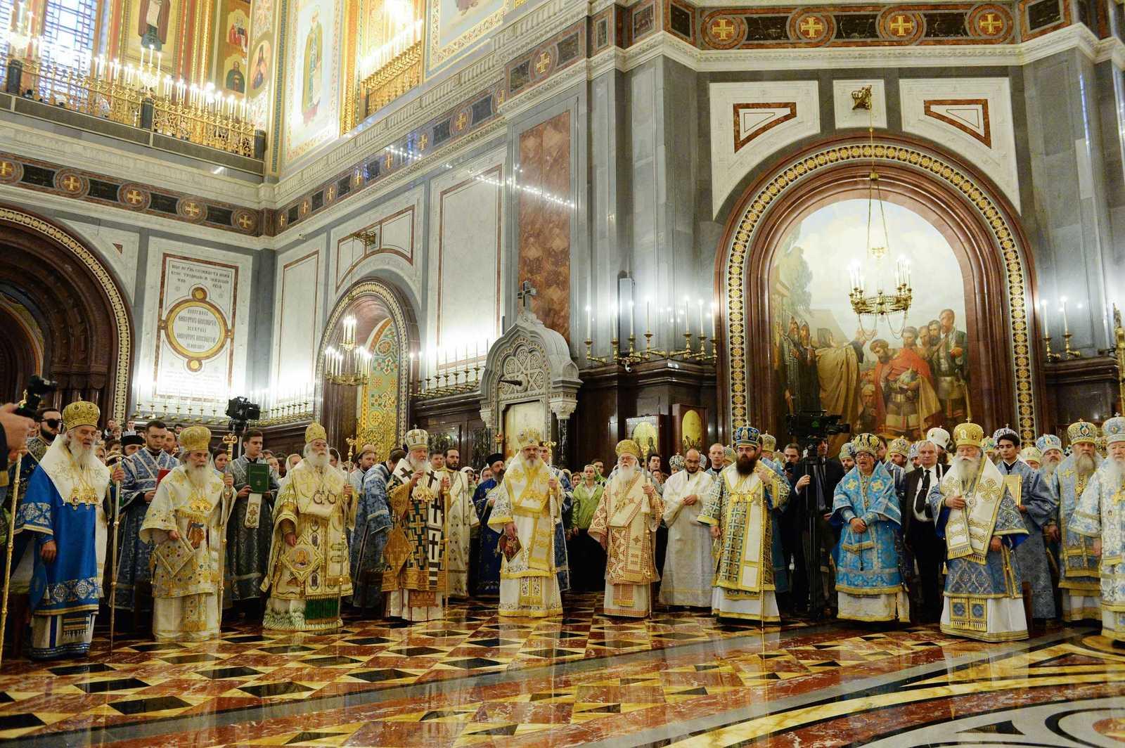 В храм христа спасителя по приглашениям